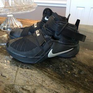 "f74ce7c720ba Nike Shoes - Nike kids ""Lebron"" Soldier IX basketball shoes"